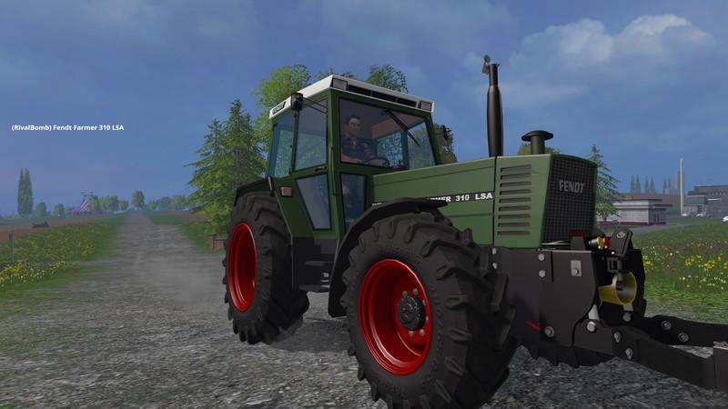 fendt farmer 310 lsa tractor v 1 1 1 farming simulator 2015 15 mod. Black Bedroom Furniture Sets. Home Design Ideas
