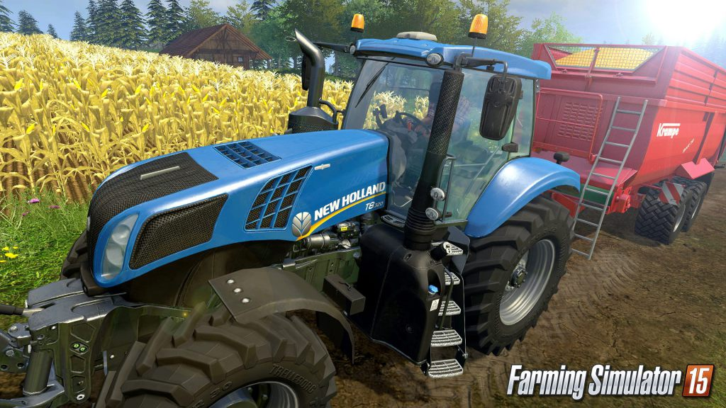 How to install farming simulator 2015 mods