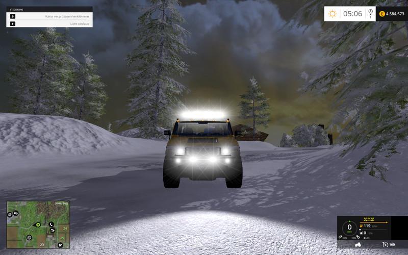 Hummer H2 Service Car V 1 0 Farming Simulator 2015 15 Mod
