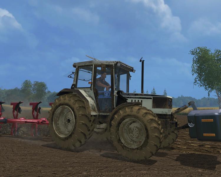 Lamborghini 874 90 Grand Prix Tractor V 1 0 Farming Simulator 2015 15 Mod