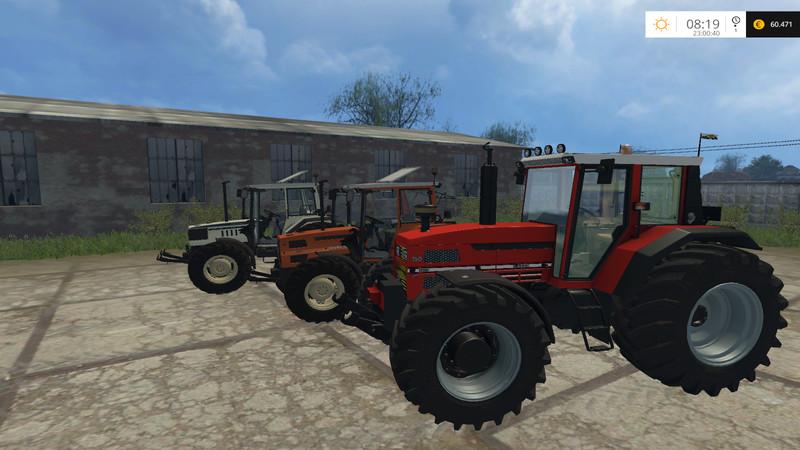 Lamborghini 874 90 Grand Prix Tractor V 1 0 Farming
