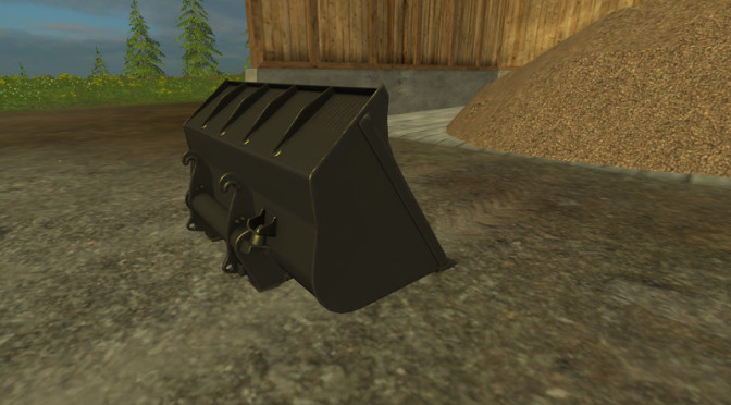 Lizard Universal Bucket V 1 0 for FS 15 - Farming Simulator
