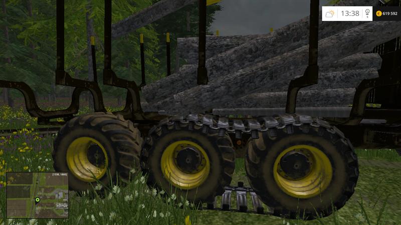 Ponsse Mod Pack V 2 0 For Fs 2015 Farming Simulator 2015