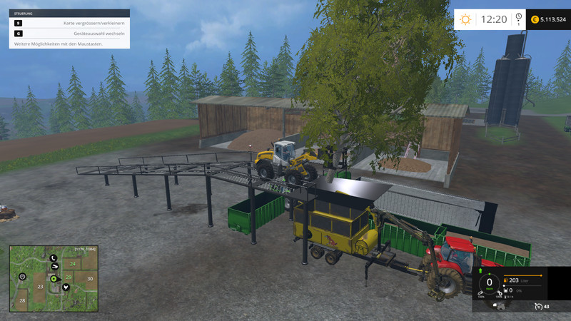 Tree Lifter V 2 0 For Fs 15 Farming Simulator 2015 15 Mod