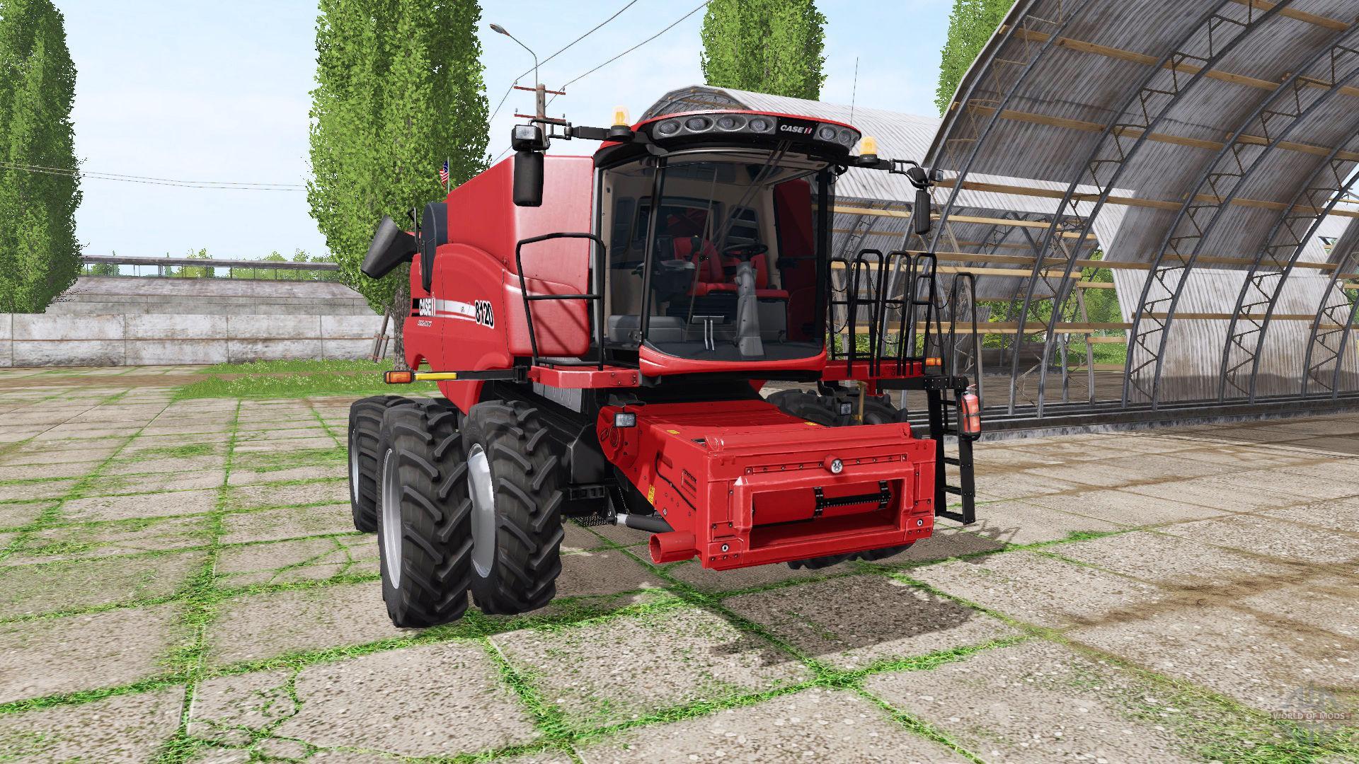 CASE IH AXIAL-FLOW 8120 V2.0 FS17 - Farming Simulator 2015 ...