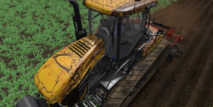 CHALLENGER MT 700 E FIELD VIPER V1 0 TRACTORS - Farming