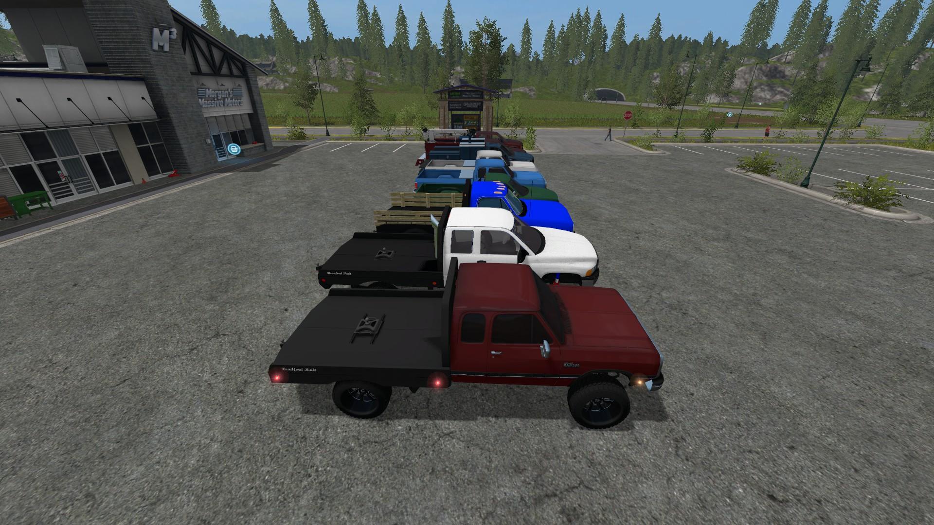Dodge Ford Pack V1 0 Fs17 Farming Simulator 2019 19 Mod