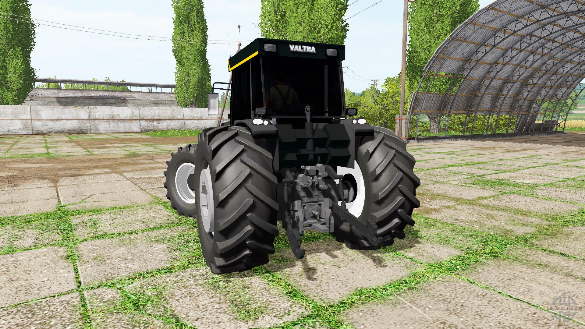 Valtra Bh180 Tractor Fs17   15 Mod