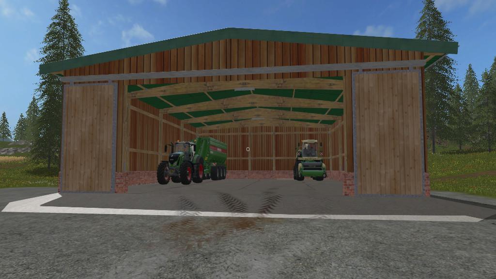 Hall v1 0 0 0 MOD - Farming Simulator 2015 / 15 mod