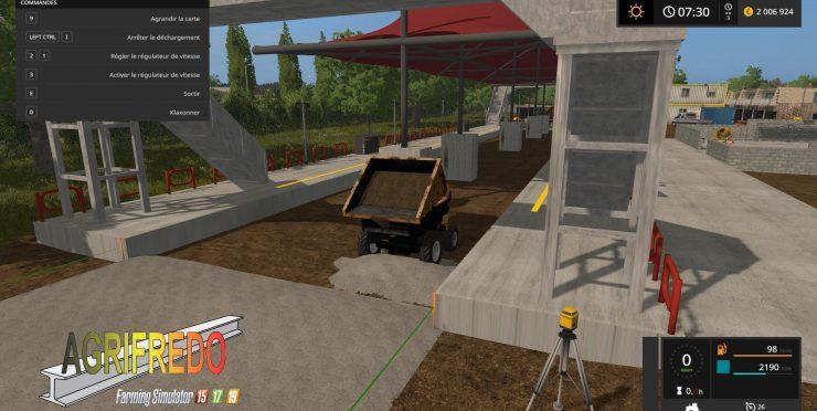 TP MAP v1 0 0 0 MOD - Farming Simulator 2015 / 15 mod