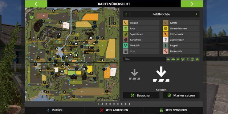 Valley Crest Farm 4x V 1 7 4 MOD - Farming Simulator 2015 / 15 mod
