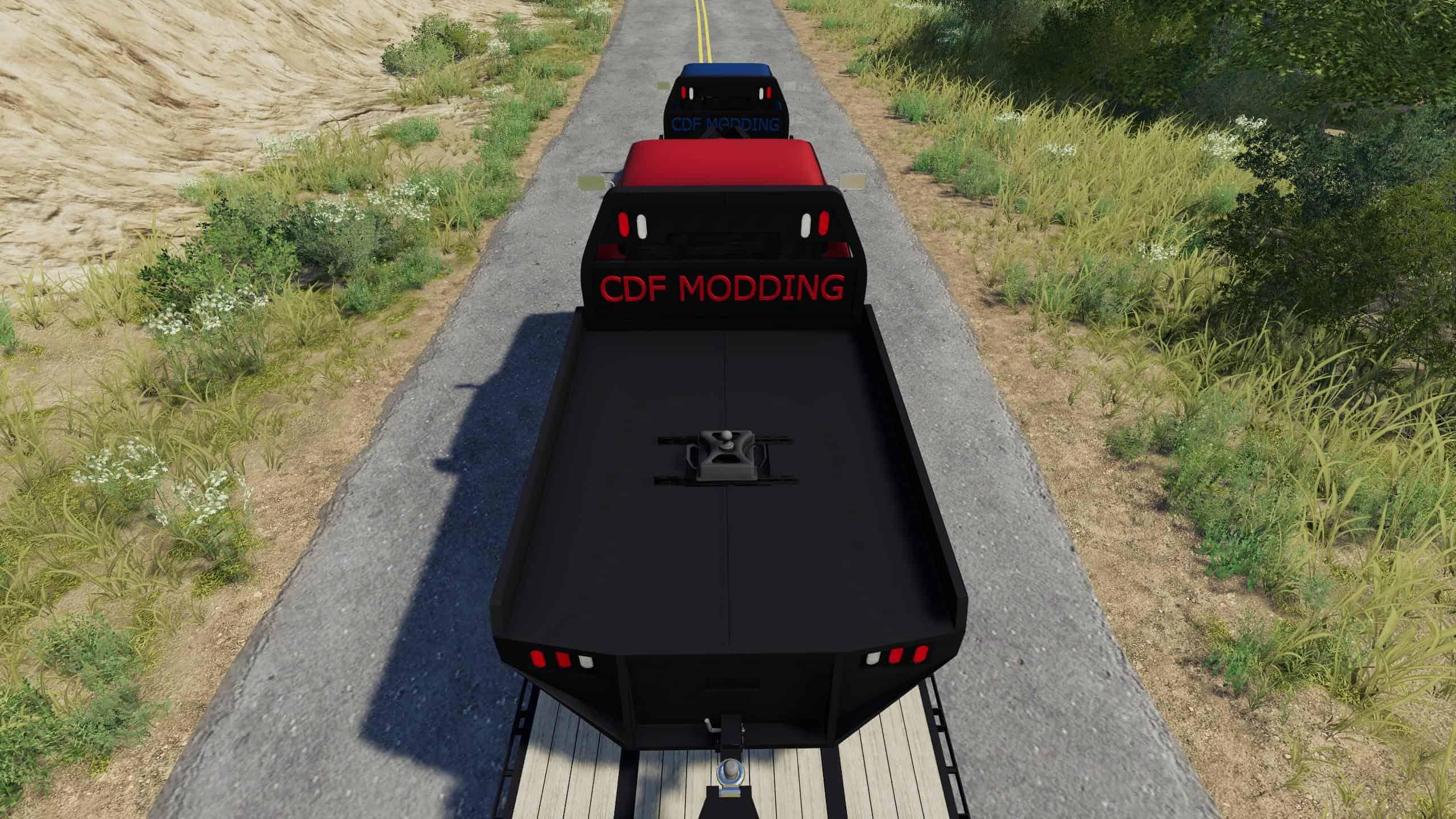 1st Gen Cummins Flatbed V2 0 Mod Farming Simulator 2019 19 Mod