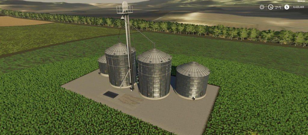 US Large Grain Complex Mod