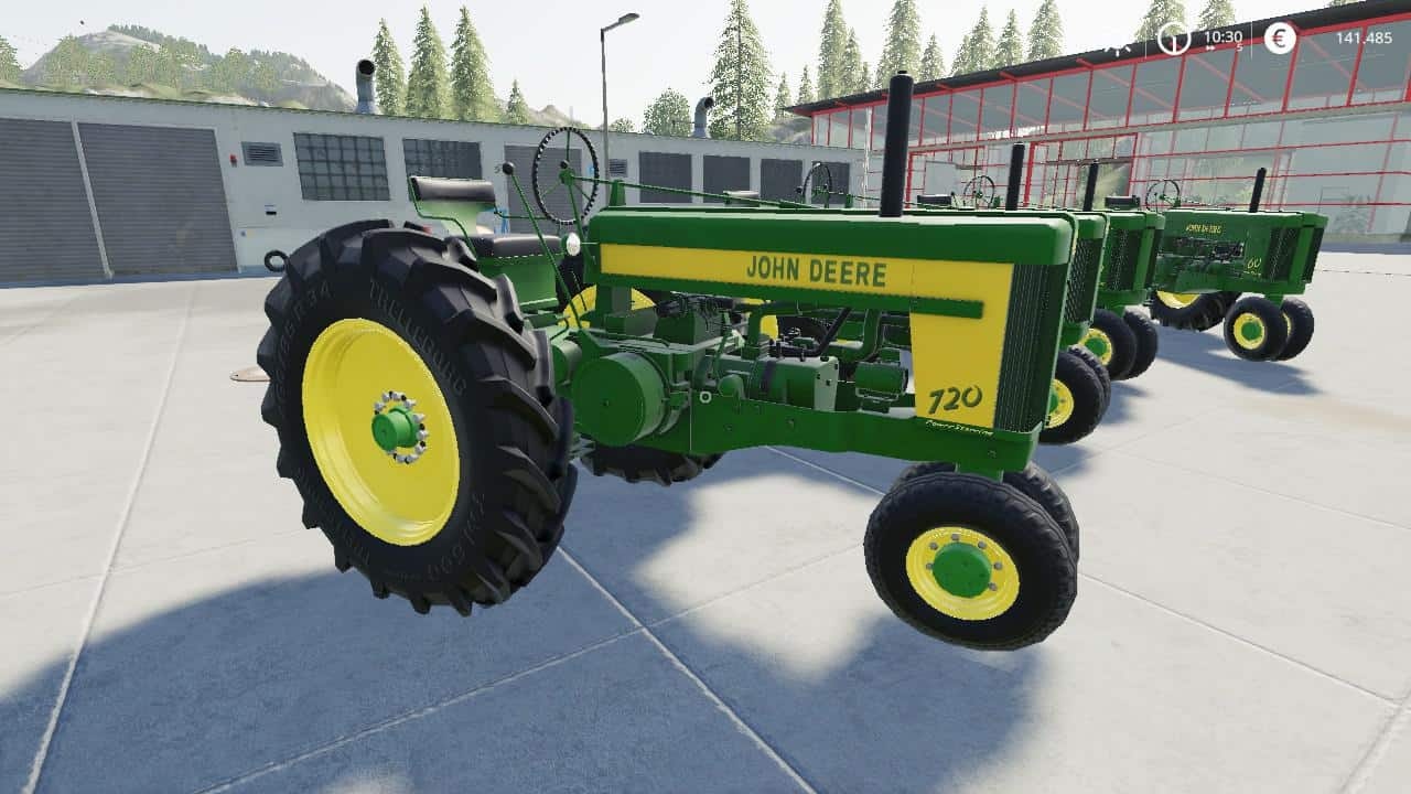 CSS JOHN DEERE 60 70 V1 0 0 0 MOD - Farming Simulator 2015