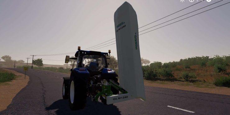 Greenworks GLM1240 v1 0 0 0 MOD - Farming Simulator 2015