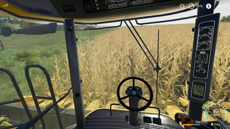 Agco Challenger 680b Ernester v1 0 MOD - Farming Simulator