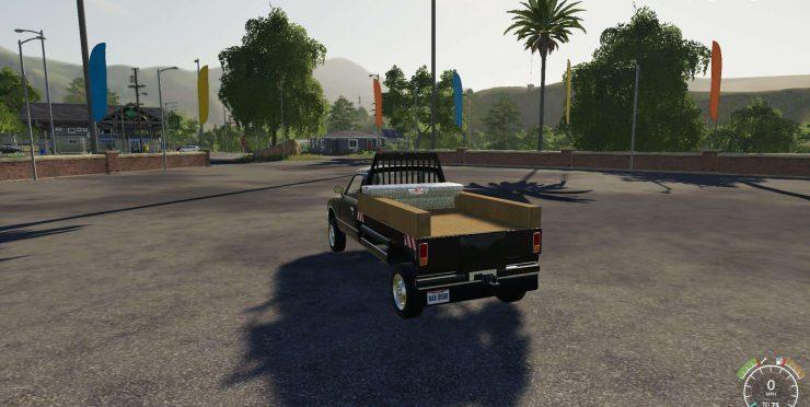 1978 Farm Truck v1 0 Mod - Farming Simulator 2015 / 15 mod