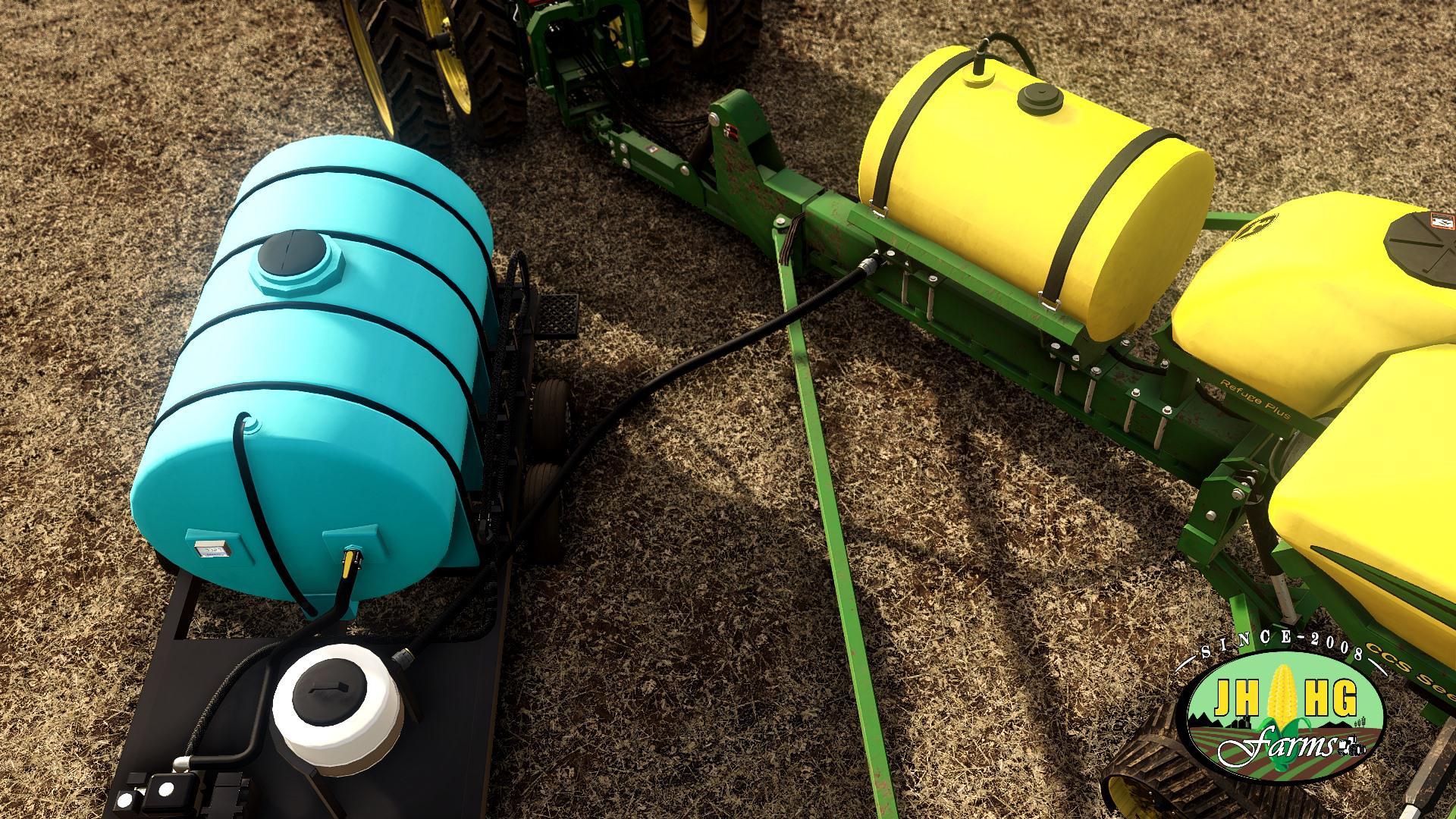 John Deere Db60 V1 0 Mod Farming Simulator 2019 19 Mod